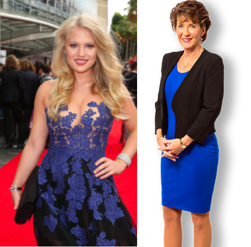 Anja Nissen and Dr Karen Phillip interview