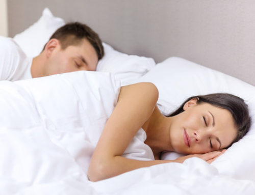 Romantic Relationships Affect Your Sleep