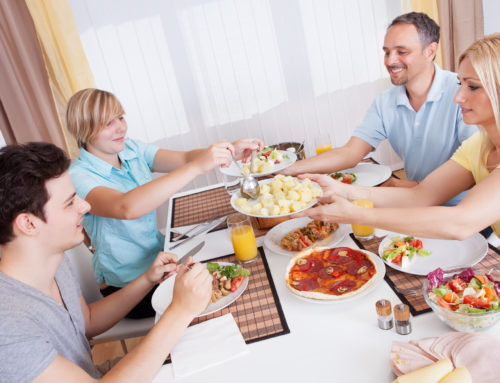 Family Meals Matter More Than You Realise