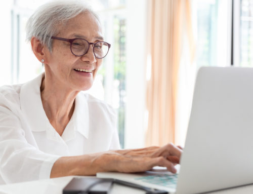 Seniors Embrace Online Dating
