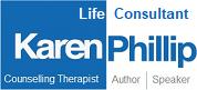 Karen Phillip Logo
